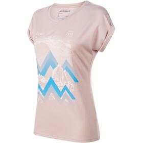 Mammut Mountain T-Shirt Femme, galactic